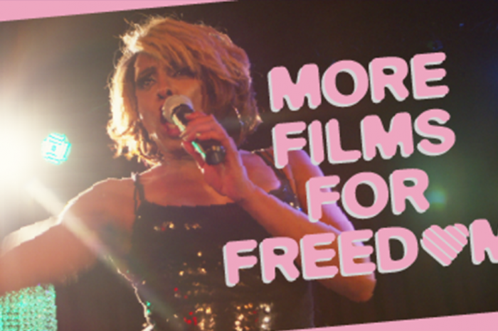 プライドウィーク2021 × More Films For Freedom オンライン特別上映<br> Pride Week 2021 x More Films For Freedom Online Special Screening