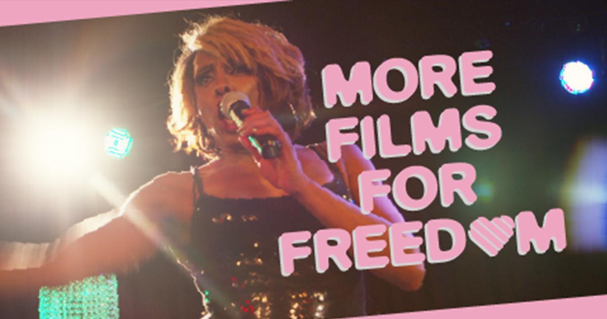 プライドウィーク2021 × More Films For Freedom オンライン特別上映<br> Pride Week 2021 x More Films For Freedom Online Special Screening